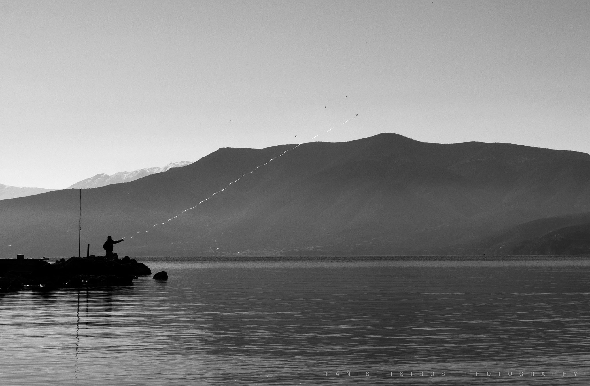 Fishing moment Nafplio